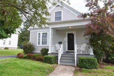 Utica Single Family Home Active Under Contract: 1230 Walnut Street