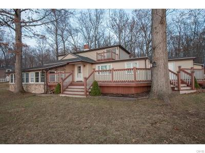 Fayette NY Single Family Home For Sale: $545,000