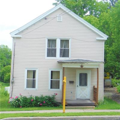 Boonville Single Family Home For Sale: 318 Post Street
