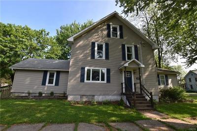 Cape Vincent Single Family Home For Sale: 221 W Joseph Street