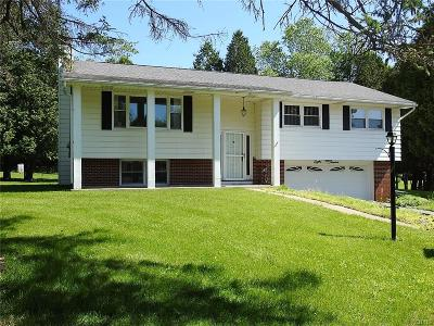 Herkimer NY Single Family Home For Sale: $176,450