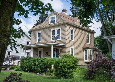 Syracuse Single Family Home For Sale: 166 Dorwin Avenue