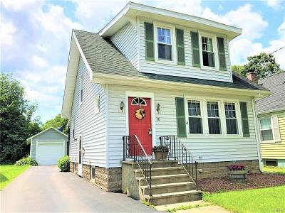 Utica Single Family Home For Sale: 111 Harter Place