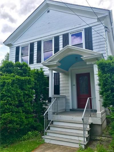 Single Family Home For Sale: 6 Utica Street