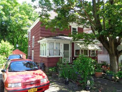 Syracuse Single Family Home For Sale: 305 Craddock Street