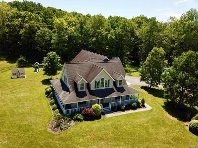 Single Family Home For Sale: 10924 Slayton Road