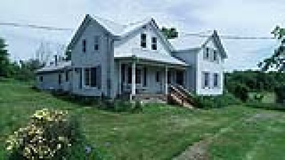 St Lawrence County Single Family Home For Sale: 1478 County Route 3
