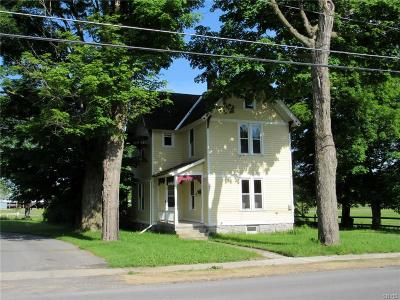 St Lawrence County Single Family Home For Sale: 189 Rock Island Street