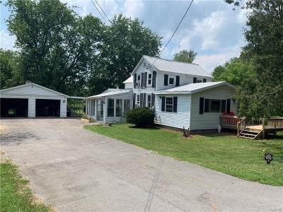 Verona Single Family Home For Sale: 6595 Higginsville Road