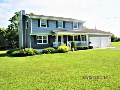 Le Ray Single Family Home For Sale: 111 Pine Drive