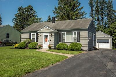 New Hartford Single Family Home For Sale: 2 Burr Avenue
