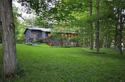 Single Family Home For Sale: 2172 W Lake Road
