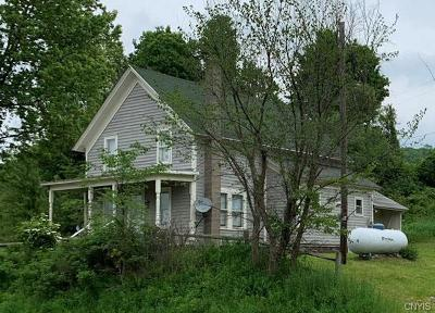 Hamilton Single Family Home For Auction: 1394 Route 12