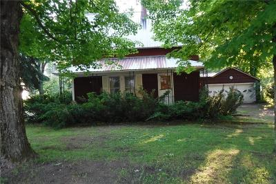 Jefferson County, Lewis County Single Family Home For Sale: 9315 Deveines Road