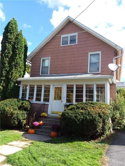 Single Family Home For Sale: 10 Chase Street