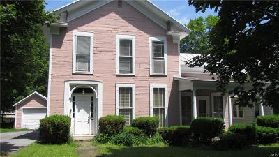 Boonville Single Family Home For Sale: 127 Schuyler Street