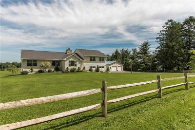 Single Family Home Active Under Contract: 8711 Grange Hill Road
