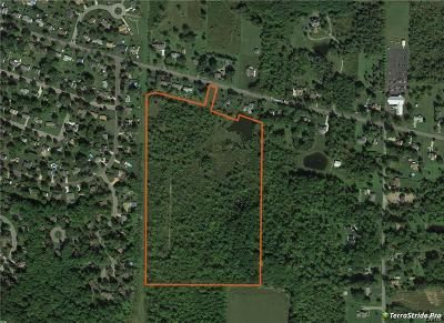 Orchard Park Residential Lots & Land For Sale: Powers Road