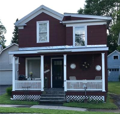 Boonville Single Family Home Active Under Contract: 119 Church Street