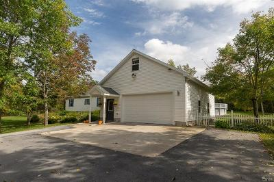 Theresa Single Family Home For Sale: 43074 Nys Route 37