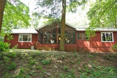 Boonville Single Family Home For Sale: 153 Riverside Lane