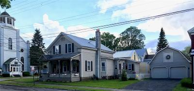 Boonville Single Family Home Active Under Contract: 121 Church Street