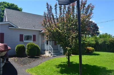 Single Family Home For Sale: 808 Van Buren Street