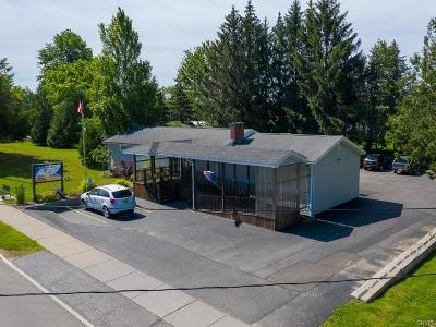 Commercial For Sale: 3849 State Route 13