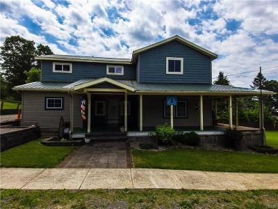 St Lawrence County Single Family Home For Sale: 98 Pleasant Street #100