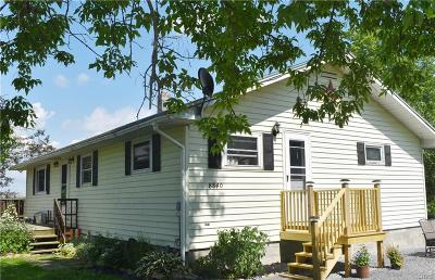 Lowville Single Family Home For Sale: 8840 East Road