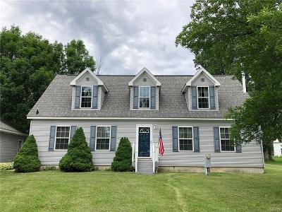 Single Family Home Active Under Contract: 17480 County Route 59