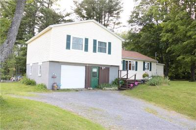 Deerfield Single Family Home For Sale: 7093 State Route 8