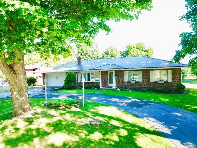 Sennett Single Family Home For Sale: 3201 Turnpike Road