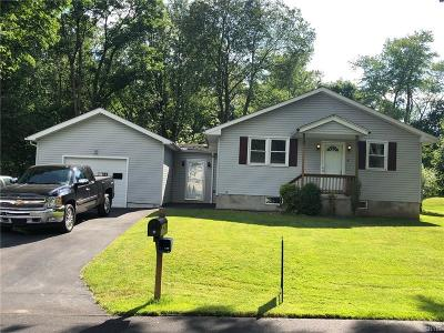 Whitestown Single Family Home For Sale: 4 Hillcrest Street