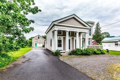Eaton Single Family Home For Sale: 4015 State Route 26