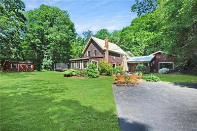 Single Family Home For Sale: 7891 Brimfield Street