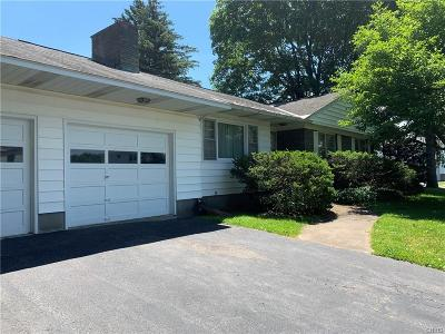 Whitestown Single Family Home For Sale: 279 Main Street