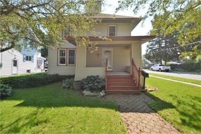 Watertown-City Single Family Home For Sale: 851 Myrtle Avenue