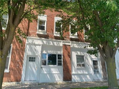 Cape Vincent Multi Family Home For Sale: 123 E Broadway
