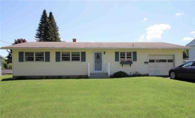 Whitestown Single Family Home Active Under Contract: 47 Cedarbrook Crescent