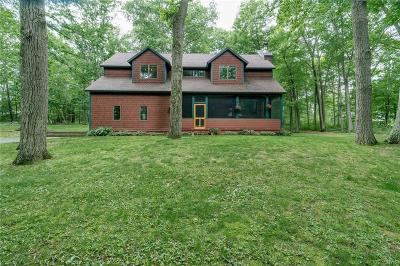 Alexandria Single Family Home Active Under Contract: 47053 County Route 100