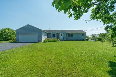 Brownville Single Family Home For Sale: 20741 Reasoner Road
