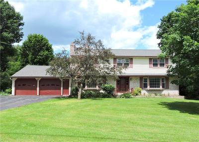Single Family Home For Sale: 7540 Foote Road