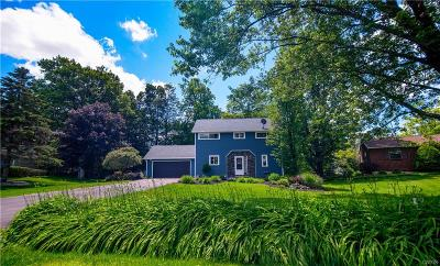 New Hartford Single Family Home For Sale: 20 Christopher Circle