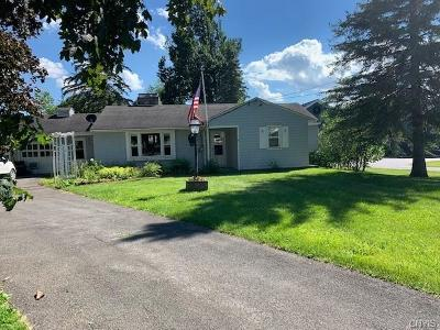 Marcy Single Family Home For Sale: 9152 River Road