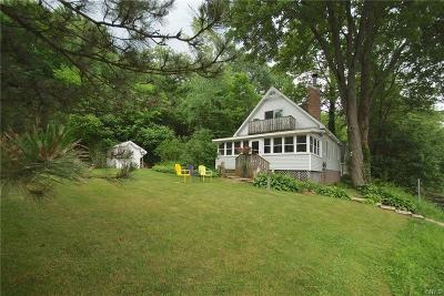 Single Family Home For Sale: 1128 Hard Point Rd Road