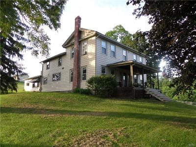 Single Family Home For Sale: 2705 State Route 370