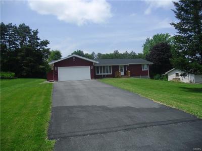 New Hartford NY Single Family Home For Sale: $219,900