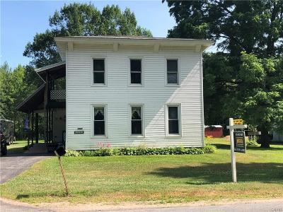 Verona Single Family Home For Sale: 2600 Oneida Street