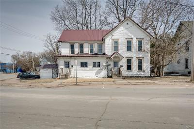 Jefferson County Multi Family Home For Sale: 148 N Mechanic Street